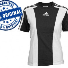 Tricou dama Adidas Teamwear - tricou original, Marime: XS, Culoare: Din imagine, Maneca scurta, Bumbac