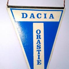 Fanion DACIA Orastie - Asociatia Sportiva - Fanion fotbal