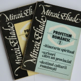 PROFETISM ROMANESC, de Mircea Eliade, Ed. Roza Vanturilor, 1990, 2 vol. - Filosofie