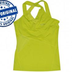 Maieu dama Reebok Nova - maieu original - maieu sport - tricou tenis - Maiou dama Reebok, Marime: M, Culoare: Verde