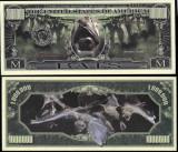 USA 1 Million Dollars UNC Liliac