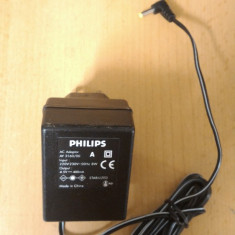 Alimentator Incarcator Philips 4, 5V 400mA Model AY3160-00