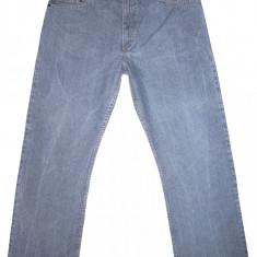 (BATAL) Blugi BLUE HARBOUR - (MARIME: 36 x 29) - Talie = 95 CM, Lungime = 104 CM - Blugi barbati, Culoare: Gri, Prespalat, Drepti, Normal