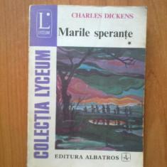 W2 Charles Dickens - Marile sperante vol. I - Roman