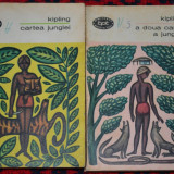 BPT 325 & 326 -Rudyard Kipling - Cartea junglei (2 volume) - Roman, Anul publicarii: 1966