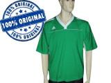 Tricou barbat Adidas Stabil - tricou original, M, S, Maneca scurta, Verde