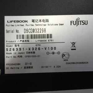 Fujitsu Siemens i5-2450m/3.1/4/320/15.6/w7p/port serial pt diagnoza auto