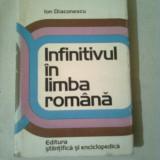 INFINITIVUL IN LIMBA ROMANA  ~ ION DIACONESCU