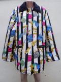 Jacheta din matase ESCADA  Couture 100%originala, Multicolor