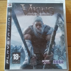JOC PS3 VIKING BATTLE FOR ASGARD ORIGINAL / by WADDER - Jocuri PS3 Sega, Actiune, 18+, Single player