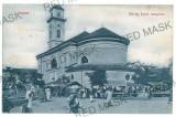692 - Timis, LUGOJ, Market - old postcard - used - 1915, Circulata, Printata