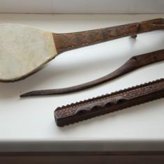 Fluier inedit si Gusla (instrument tarditional sarbesc)