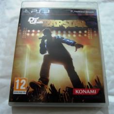 Joc Def Jam Rapstar, PS3, original, alte sute de jocuri! - Jocuri PS3 Altele, Simulatoare, 12+, Multiplayer