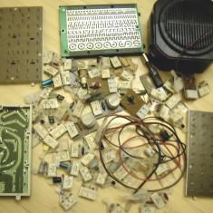 Joc vechi extrem de rar romanescanii 80 radio vechi MED 27 Electronica jucarie - Jucarie de colectie