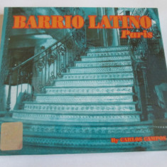 ALBUM NOU IN TIPLA 2 CD-URI ORIGINALE CARLOS CAMPOS-BARRIO LATINO PARIS 2003 - Muzica House Altele