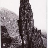 MUNTII FAGARAS ACUL CLEOPATREI 1966 - Carte Postala Muntenia dupa 1918, Circulata, Fotografie