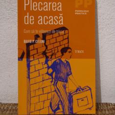 PLECAREA DE ACASA-David P. Celani - Carte dezvoltare personala
