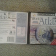 Eyewitness - World Atlas - PC CD-ROM (GameLand )