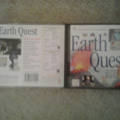 Earth Quest - PC CD-ROM (GameLand )