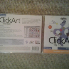 ClickArt - 10.000 - PC Soft (GameLand )