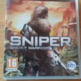 JOC PS3 SNIPER GHOST WARRIOR ORIGINAL / by WADDER - Jocuri PS3 Altele, Shooting, 16+, Single player