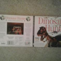 Eyewhitness virtual encyclopedia - Dinosaur hunter - PC CD-ROM (GameLand )