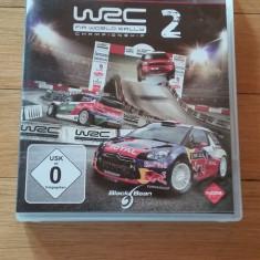 JOC PS3 WRC 2 FIA WORLD RALLY CHAMPIONSHIP ORIGINAL / by WADDER - Jocuri PS3 Altele, Curse auto-moto, 3+, Multiplayer