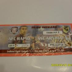 Bilet Rapid - Vitesse Arnhem - Bilet meci