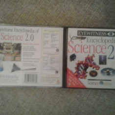 Eyewitness - Encyclopedia of science 2.0 - PC CD-ROM (GameLand )