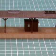 Set 3 peroane scara N(4569) - Macheta Feroviara, N, Accesorii