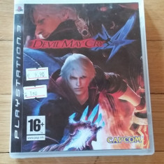 JOC PS3 DEVIL MAY CRY 4 ORIGINAL / by WADDER - Jocuri PS3 Capcom, Actiune, 16+, Single player