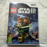 Lego Star Wars III, pentru Wii, original, PAL, alte sute de jocuri!