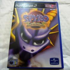 Joc Spyro Enter the Dragonfly, PS2, original, alte sute de jocuri! - Jocuri PS2 Altele, Actiune, 3+, Single player