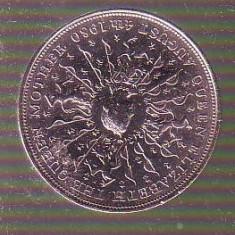 Moneda Anglia 1980 comemorativa, Europa, Crom