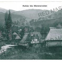 282 - Maramures, VILLAGE - old postcard - unused - Carte Postala Maramures dupa 1918, Necirculata, Printata