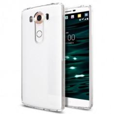 Husa LG V10 V 10 G4 PRO silicon subtire transparenta PRODUS NOU 2016 - Husa Telefon