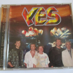 CD ORIGINAL YES-COMPILATIE - Muzica Rock Altele