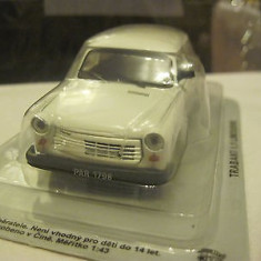 Macheta Trabant 1.1 Limousine - Masini de Legenda Polonia 1:43