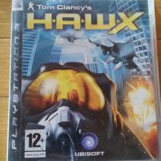 JOC PS3 TOM CLANCY's HAWX ORIGINAL / by WADDER - Jocuri PS3 Ubisoft, Simulatoare, 12+, Single player