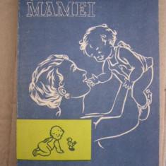 RWX 20 - SCOALA MAMEI - GHEORGHIU - PETRESCU-COMAN - EDITIA 1982 - Curs Medicina