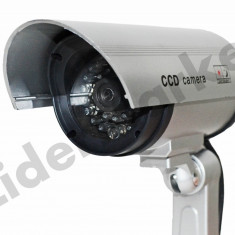 Camera de supraveghere falsa cu led - aspect realist - Camera falsa