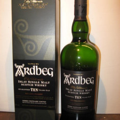 R A R E - whisky ardbeg TEN l.1 gr 46