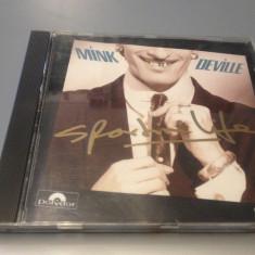 MINK DEVILLE - SPORTIN'LIFE (1985 /POLYDOR /WEST GERMANY) - CD/ORIGINAL/POP - Muzica Pop universal records