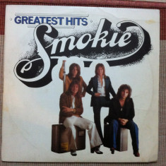 Smokie greatest hits disc vinyl lp balkanton muzica pop rock hituri anii 70, VINIL