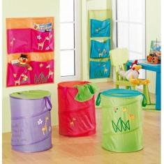 Sac camera copilului Ioanina - Sistem depozitare jucarii