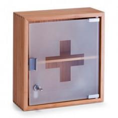 Dulap medicamente bambus - Dulap baie