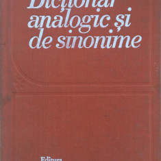 DICTIONAR ANALOGIC SI DE SINONIME AL LIMBII ROMANE - M. Buca - DEX