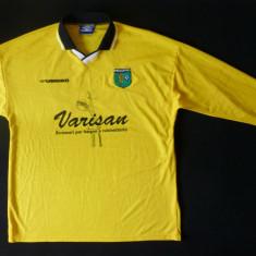Bluza fotbal Umbro Prealpino Made in England; XL, vezi dim.; impecabila, ca noua - Bluza barbati, Culoare: Din imagine