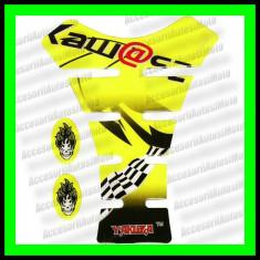 Tankpad Moto Yellow - Tankpad - Protectie rezervor Moto