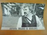 Ilarion Ciobanu Artista dolarii si ardelenii Mircea Veroiu 1978 foto Romaniafilm, Bucuresti, Necirculata, Fotografie